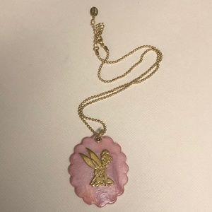 Tarina Tarantino Collector's Tinkerbell Necklace